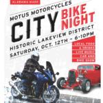 Motus Motorcycles City Bike Night 2013