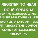 An Interview with Douglas Greenwood, Additive Manufacturing Lead, Advanced Technology IPT at Fleet Readiness Center – East