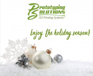 Happy Holidays from the PS Team