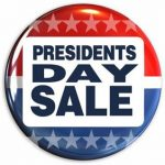 Presidents' Day Special – Discounts on Select Stratasys Materials!